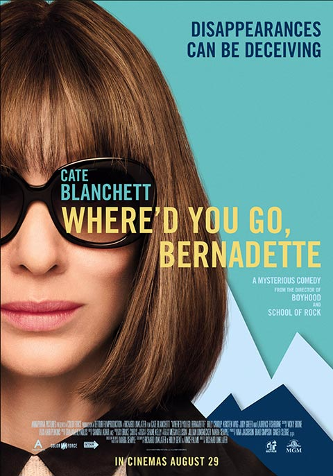 Where Did You Go, Bernadette - Comingsoon.ae