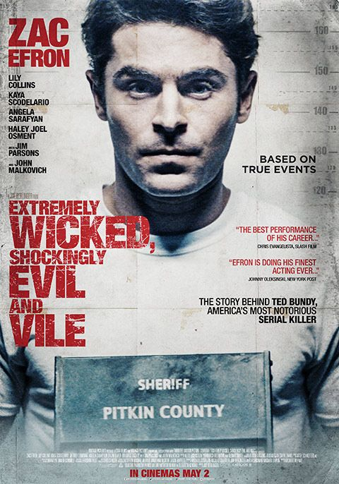 Extremely Wicked Shockingly Evil & Vile - Comingsoon.ae
