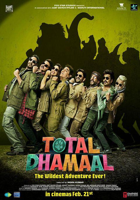 Total Dhamaal - Comingsoon.ae