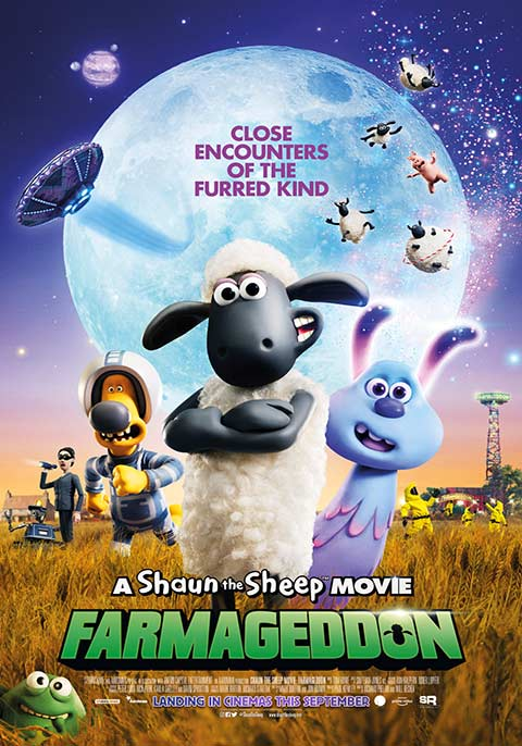 Shaun the Sheep: Farmageddon - Comingsoon.ae