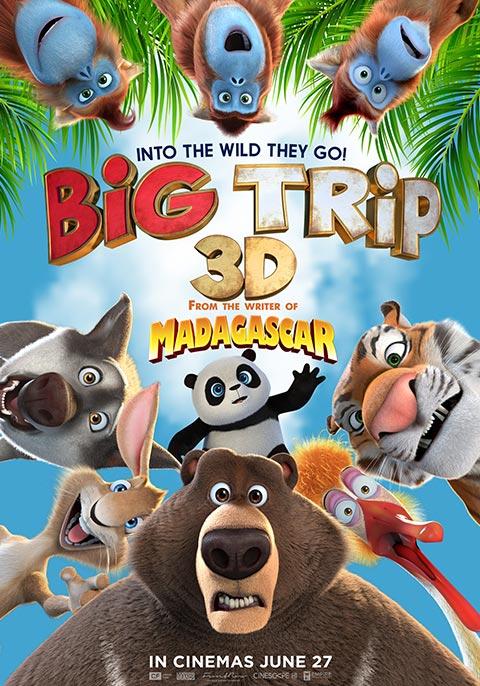 The Big Trip - Comingsoon.ae