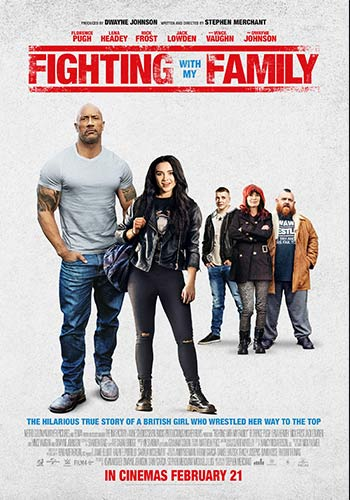 Fighting With My Family - Comingsoon.ae