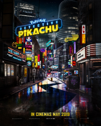 Pokemon Detective Pikachu - Comingsoon.ae
