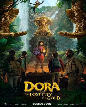 Dora and the Lost City of Gold - Comingsoon.ae