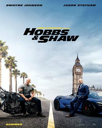 Fast & Furious- Hobbs & Shaw - Comingsoon.ae