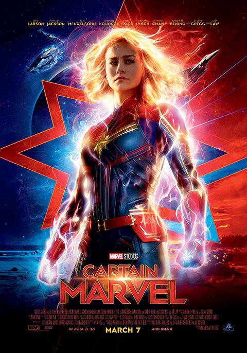 Captain Marvel - Comingsoon.ae