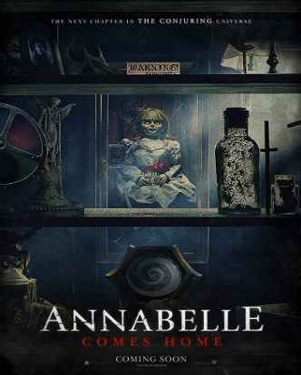 Annabelle Comes Home - Comingsoon.ae
