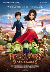 Red Shoes and the Seven Dwarfs - Comingsoon.ae
