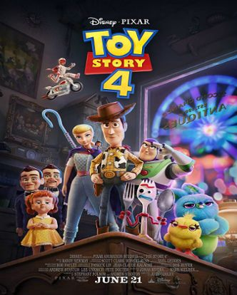 Toy Story 4 - Comingsoon.ae